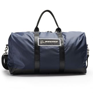 Red Canoe Boeing Duffle Bag