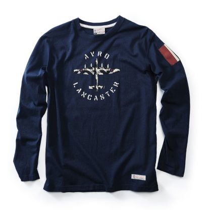 Avro Lancaster Long Sleeve T-shirt