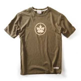Canada T-shirt, Olive