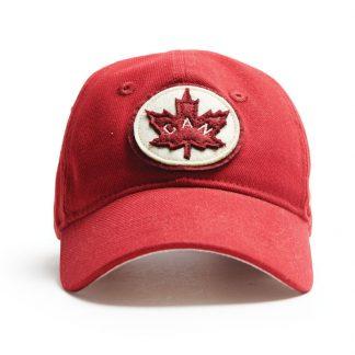 Kids Canada Cap Front