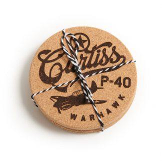 P40 Coasters