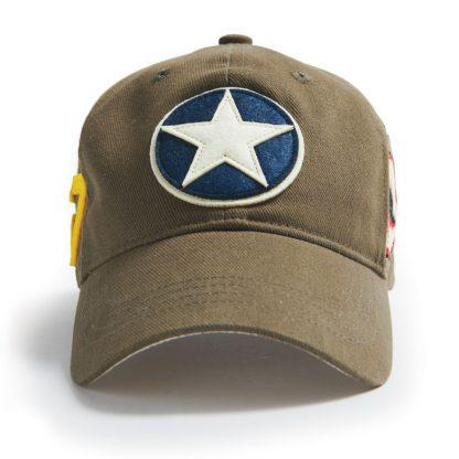 P-40 Warhawk Cap