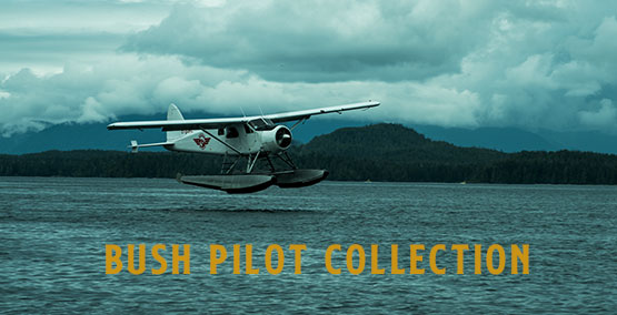 Red Canoe Bush Pilot Collection