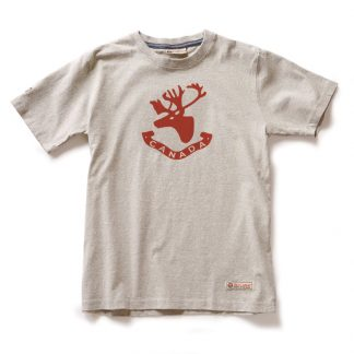Red Canoe Caribou T-shirt