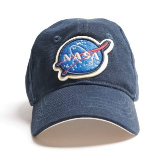 Kids NASA Cap Navy
