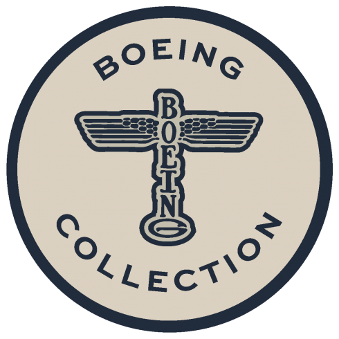 Red Canoe Boeing Collection