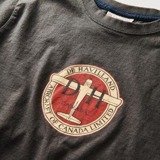 Red Canoe De Havilland Long Sleeve T-shirt