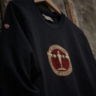 De Havilland Long Sleeve T-shirt