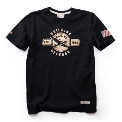 Boeing Defense T-shirt black