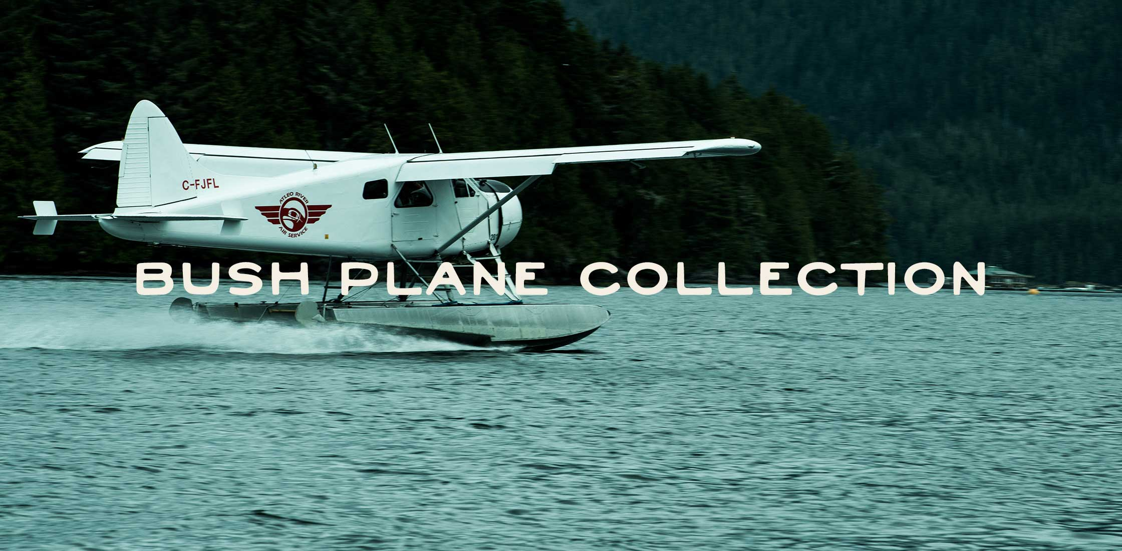 Red Canoe Bush Plane Collection