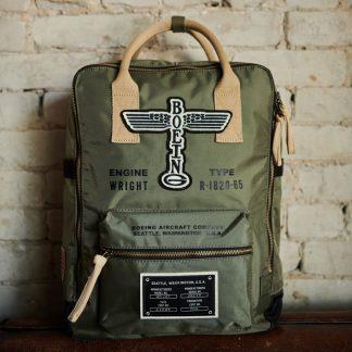 Boeing Vintage Logo Backpack