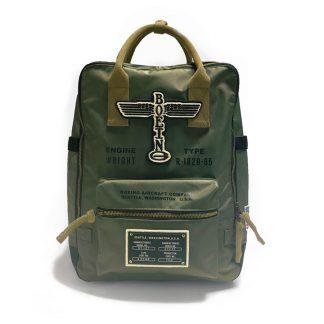 Boeing Vintage Logo backpack_front