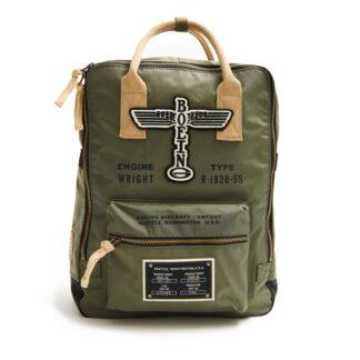 Vintage Logo Backpack_front